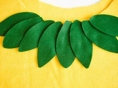 This adorable no-sew pineapple costume is quick and easy to make. Whip it up in under an hour and your little ones are ready to Diy Fruit Costume, Fruit Costumes, Diy Halloween Costumes, Pineapple Costume, Diy Wedding Projects, Classroom Inspiration, School Projects, Diy For Kids, Party Planning