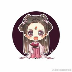 With the movie and the drama about to air it's time for some illustrations and chibis of Three Lives Three Worlds, Ten Miles of Peach Blossoms! Cute Love Cartoons, Cute Cartoon, Anime Chibi, Kawaii Anime, Eternal Love Drama, Chibi Girl, Cute Anime Pics, Peach Blossoms, Love Illustration
