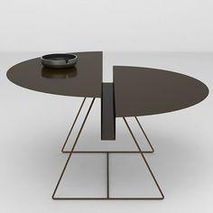 Magazine Tables by Thomas Elliott Burns | Prodeez