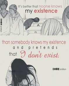 This speaks to me in a spiritual way. Anime Quotes