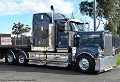 Peterbilt, Kenworth Trucks, Big Rig Trucks, Semi Trucks, Cool Trucks, Ashok Leyland, Road Train, Truck Art, Heavy Truck