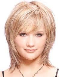 Znalezione obrazy dla zapytania fryzury półdługie okrągła twarz
