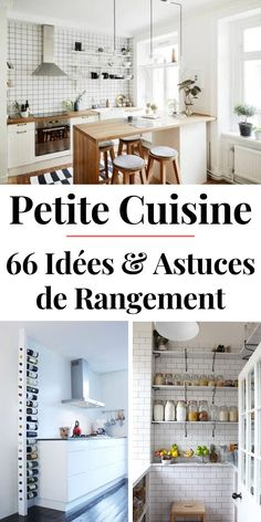 66 Astuces & Idées Rangement & Aménagement Petite Cuisine - Expolore the best and the special ideas about Decorating kitchen Household Furniture, Interior, Home Furnishings, Home Furniture, Small Kitchen, Interior Styling, Home Decor, Kitchen, Household Decor