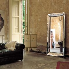 1000 images about f for fiam on pinterest mirror sale for Philippe starck miroir