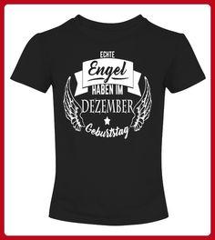 Dezember Geburtstag Engel Edition - Shirts für sohn (*Partner-Link)