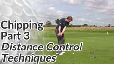 Through these chipping tips we'll cover the chipping fundamentals like correct setup, distance control and club selection. They'll help to develop solid chipping skills and good, consistent ball striking. Golf Chipping Tips, Control Techniques, Golf Putting Tips, Golf Videos, Club Face, Driving Tips, Golf Instruction, Golf Tips For Beginners, Golf Lessons