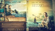 In The Heart Of The Sea Blu-ray Custom Cover