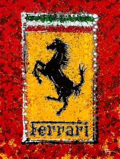 Ferrari by Timothy Raines