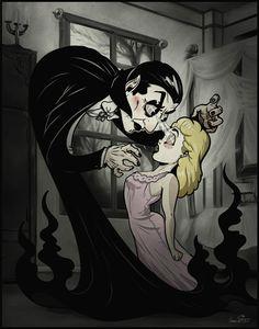 Halloween Cartoons, Halloween Drawings, Halloween Art, Horror Vintage, Vintage Cartoon, Creepy Horror, Creepy Art, Horror Cartoon, Cartoon Art