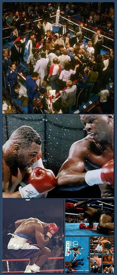 BBC SPORT - Boxing - Photo Galleries | Mike Tyson's career in pictures [Collage made with one click using http://pagecollage.com] #pagecollage