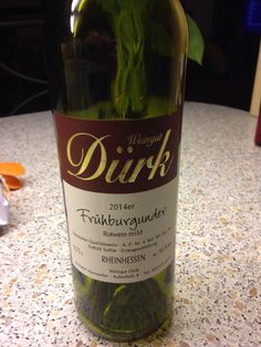 Wine we bought for valentines day