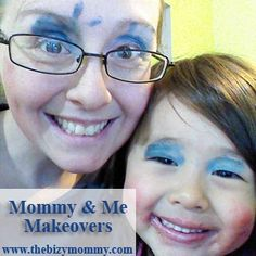 mommy and me makeovers