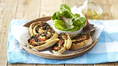 Easy to make and fun to eat, these spinach & savoury mince pinwheels make great snacks for guests. Savoury Mince, Good Food, Yummy Food, Lamb Recipes, Savory Snacks, Recipes From Heaven, Pinwheels, Spinach, Food And Drink