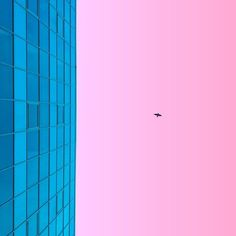Pink, building, architecture and sky Photography Jobs, Photography Courses, Digital Photography, Photography School, Inspiring Photography, Night Photography, Free High Resolution Photos, Walpaper Black, Pink Sky