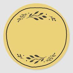 Blank Labels, Jar Labels, Candle Labels, Branding Design, Logo Design, Graphic Design, Logo Food, Custom Stickers, Clip Art