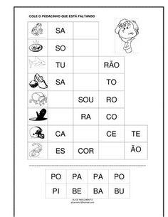Apostila de alfabetização._alice