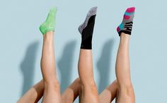 Choose the Right Running Socks >> A good pair can mean the difference between a blissful run and painful blisters. Here are 11 that stood out from more than 40 pairs we tested.