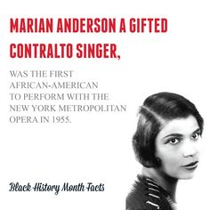 Black History Month Facts. #Woman