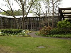 John Sibley Horticultural Center Callaway Garden GA