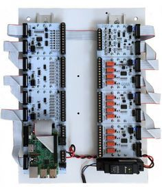 Raspberry Pi as a PLC in Automation Applications - Arduino Raspberry Pi as a PLC in Automation Applications Raspberry Pi as a PLC in Automation Applications – Widgetlords Electronics - Computer Projects, Arduino Projects, Electronics Projects, Hobby Electronics, Electronics Gadgets, Linux, Projetos Raspberry Pi, Raspberry Computer, Raspberry Projects