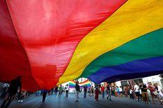 La Ciudad de México marca el paso La capital mexicana pionera en medidas LGTTTBI en el continente americano Marcha del Orgullo Gay la semana pasada en Ciudad Juárez
