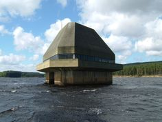 Anti-Zombie Fortress. Maybe, not sure how feasible it would be to live there but might work