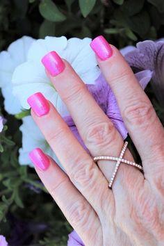 Summer Nails with Sa