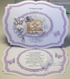 Forever Friends Cards Easel Cards, 3d Cards, Cute Cards, Wedding Anniversary Cards, Wedding Cards, Forever Friends Cards, Cardio Cards, Fizzy Moon, Romantic Cards
