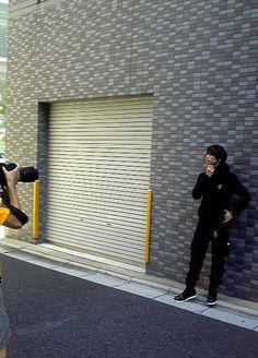 [Champagne]川上洋平2010/8/4 某雑誌撮影なう♪モデルに[Champagne]のvo洋平くん登場!詳細は後日!