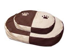 #camaperros oval chocolate #moysacaringcompany http://www.sumascota.es/camas-colchonetas/1215-cama-perros-oval-chocolate-chocofresa-moysa-8429972147742.html