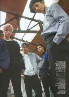 NCT Taeyong Doyoung Johnny Mark