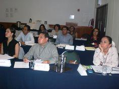 Durante el curso hubo mucha participación por parte de los asistentes.