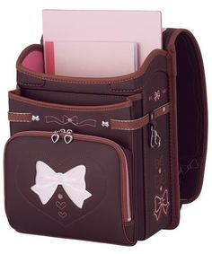 NEW Japanese Randoseru Backpack School Bag Chocolat 2015 new model N2