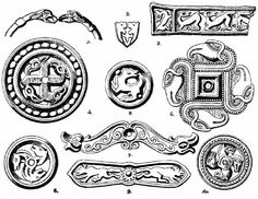 allatalakos hun-avar Ancient Symbols, Ancient Art, Warrior Outfit, Asatru, Viking Art, Medieval Costume, My Roots, Hungary, Archaeology