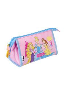 Disney Wonder - Princess Toilet Kit #Disney #Samsonite #Princess #Travel #Kids #School #Schoolbag #MySamsonite #ByYourSide