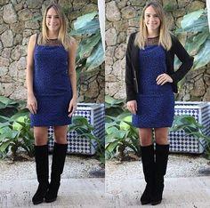 Amamos o look da Bru Pacífico!!!  Mais uma escolha da nossa coleção de Inverno 2014. O vestido Aninha já está nas lojas e no e-commerce. Aproveitem!  Ficou linda ❤️❤️❤️  http://loja.fillity.com.br  #fillity #fillityinverno2014 #inverno2014fillity