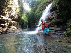 Santirah river body rafting and water tubbing.        Credit foto by Cipto           Santirah mer...