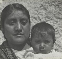 Tina Modotti. An Aztec Mother. c. 1926-27