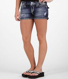 Rock Revival Sasha Stretch Short