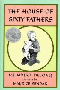 Children's book - House of Sixty Fathers, historical fiction about war, through a child's eye. A little unsympathetic to the Japanese, so be forewarned.