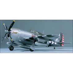 TOP FLITE - 0341616 - Avion Radiocommandés / Radio Controlled Planes - CONVERSION KIT P- 47D -