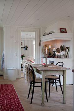 Förra julen tillbringade jag ett par dagar hemma hos min fina väninna Ann och hennes make Anders i deras underbara hem. Vi åt och drack ...