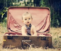 Love the vintage feel - Would be good for 6-12 month pics