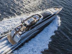 PRIME YACHT RIVA 122′ MYTHOS  #ferretti #yachts #riva