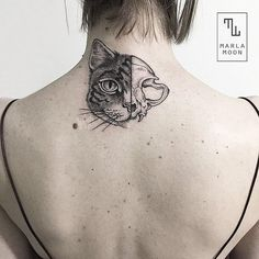 20+ Of The Best Cat Tattoo Ideas Ever