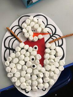 Turkey disguise project for kindergarten; snowman turkey disguise; kindergarten STEM engineering project