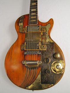 Vilma Electric Guitar by Tony Cochran Guitars