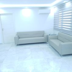 ophthalmology office waiting room in Charilaou , Thessaloniki Couch, Furniture, Home Decor, Settee, Decoration Home, Sofa, Room Decor, Home Furnishings, Sofas