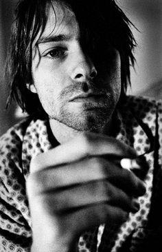 Kurt Cobain   Charles Peterson