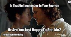 #Outlander #Wedding_Day